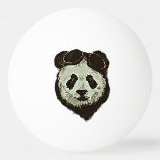 Panda Bear Ping Pong Ball