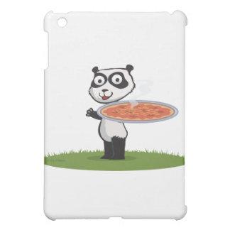 Panda Bear Pizza iPad Mini Cover