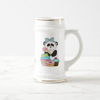 Panda Bear Sweet Treats Mugs
