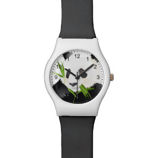 Panda Bear Wristwatch