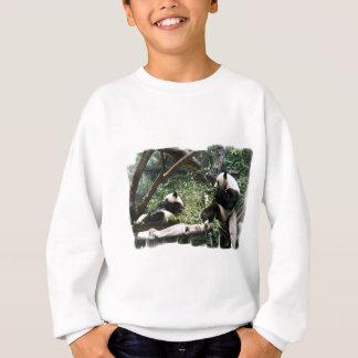 Panda Bears Children's Sweatshirt