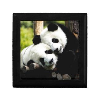 Panda Bears Gift Box