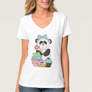 Panda Bears Sweet Treats T-Shirt