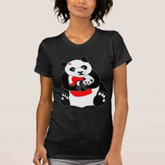 Panda Bears T Shirt