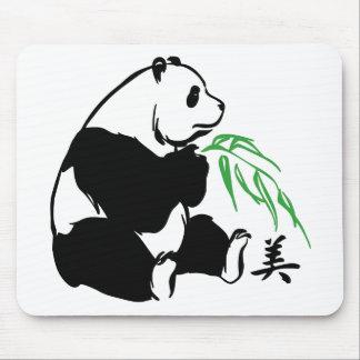 Panda Beauty Mouse Mat