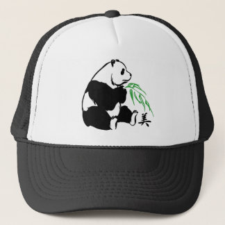 Panda Beauty Trucker Hat