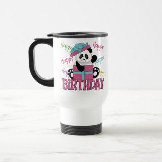 Panda Birthday Coffee Mugs