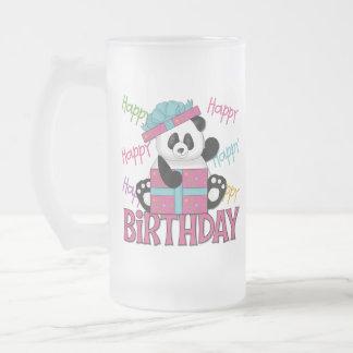 Panda Birthday Mugs