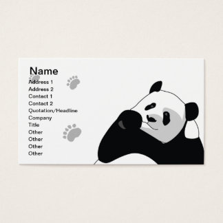 Panda - Business Business Card