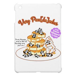 < Panda cake >  Pandas ON pancakes iPad Mini Case