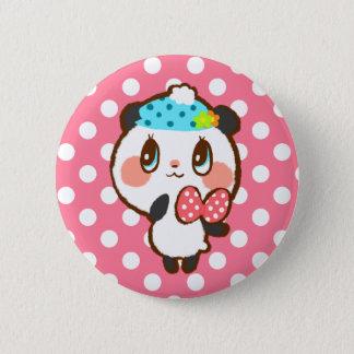 Panda Can Badge Button
