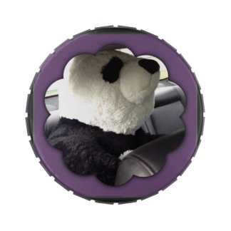 Panda Candy Tin