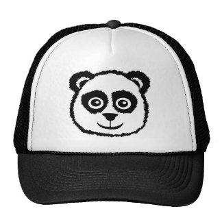 Panda Cap Mesh Hat