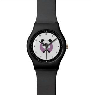 Panda cartoon Watch