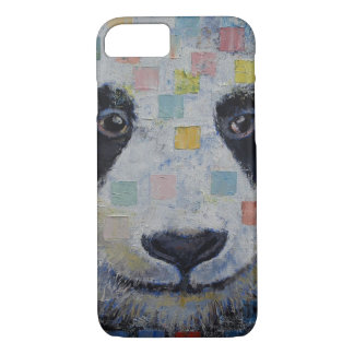 Panda Checkers iPhone 7 Case