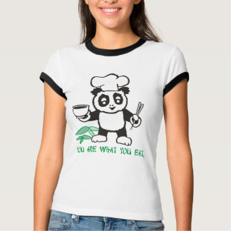 Panda Chef T-Shirt