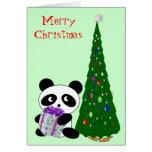Panda Christmas Cards