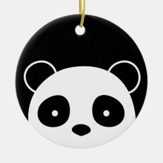Panda Christmas Ornament, Christmas Decorations