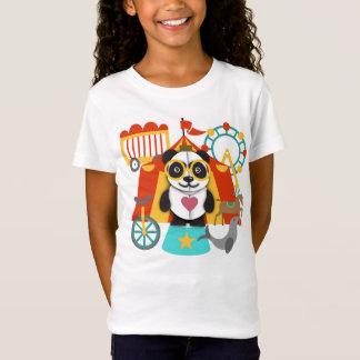 Panda Circus Design by LH T-Shirt