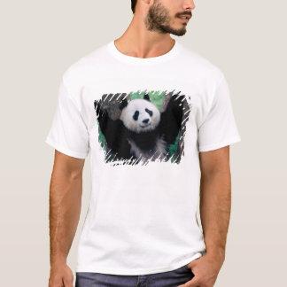 Panda cub, Wolong, Sichuan, China T-Shirt