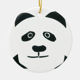 Panda Christmas Tree Ornaments