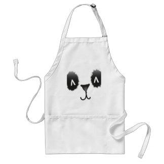 panda design apron