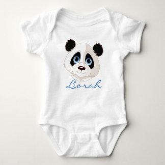 Panda Design Baby Bodysuit