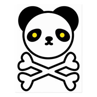 Panda do ku ro postcards