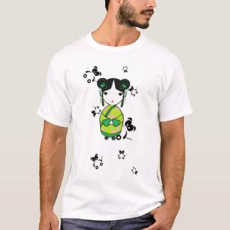 Panda&Doll Big Shirt