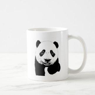 Panda drawing coffee mug