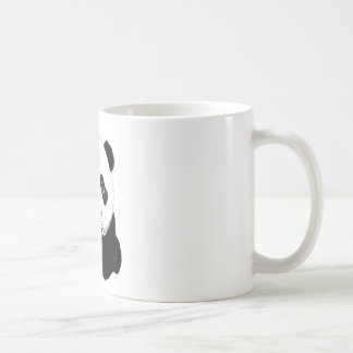 Panda drawing mug