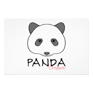 Panda Dreamer Photo Art