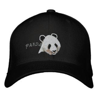 Panda Embroidered Baseball Cap