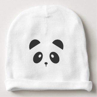 Panda Beanie