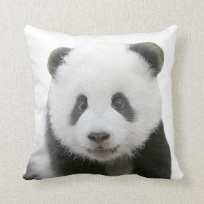 Panda Face Cushion