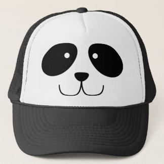 Panda Face Hat
