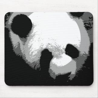Panda Face Mousepads