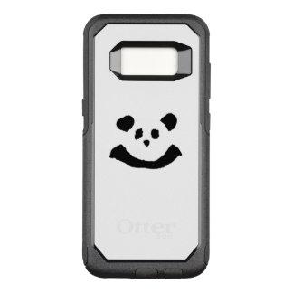 Panda Face OtterBox Commuter Samsung Galaxy S8 Case