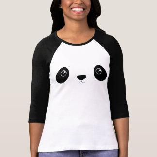 Panda Face Tee Shirt