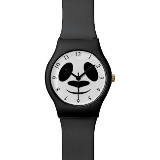 Panda Face Watch