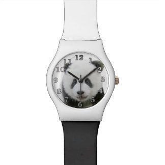 Panda Face Watch