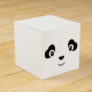 Panda Favor Boxes Wedding Favour Box