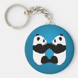 Panda Friends Keychain