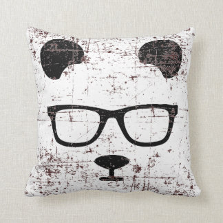 Panda geek cushion