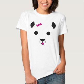 Panda Girl Tshirts