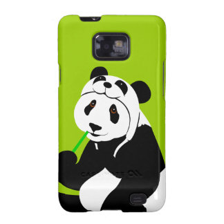 Panda Hat Samsung Galaxy S2 Case