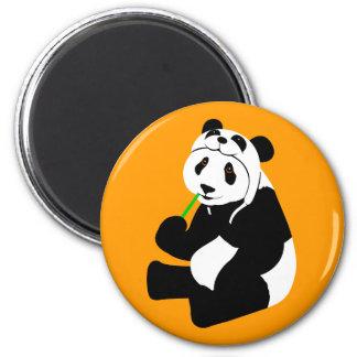 Panda Hat Magnet