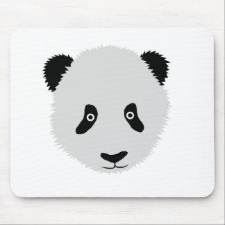 Panda Head Mousepad