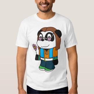 Panda - Hippie Shirt