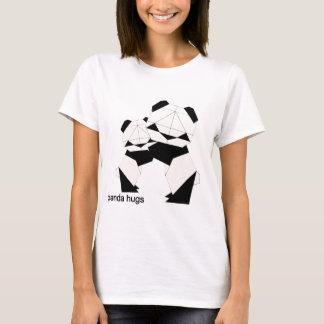 panda hugs T-Shirt